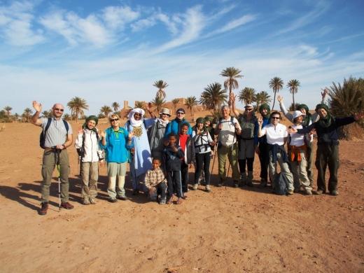 Capodanno nel Sahara con le carovane berbere