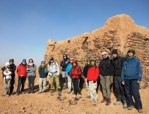 Capodanno 2014 - con la Compagnia dei Cammini al Marabutto Sidi Naji